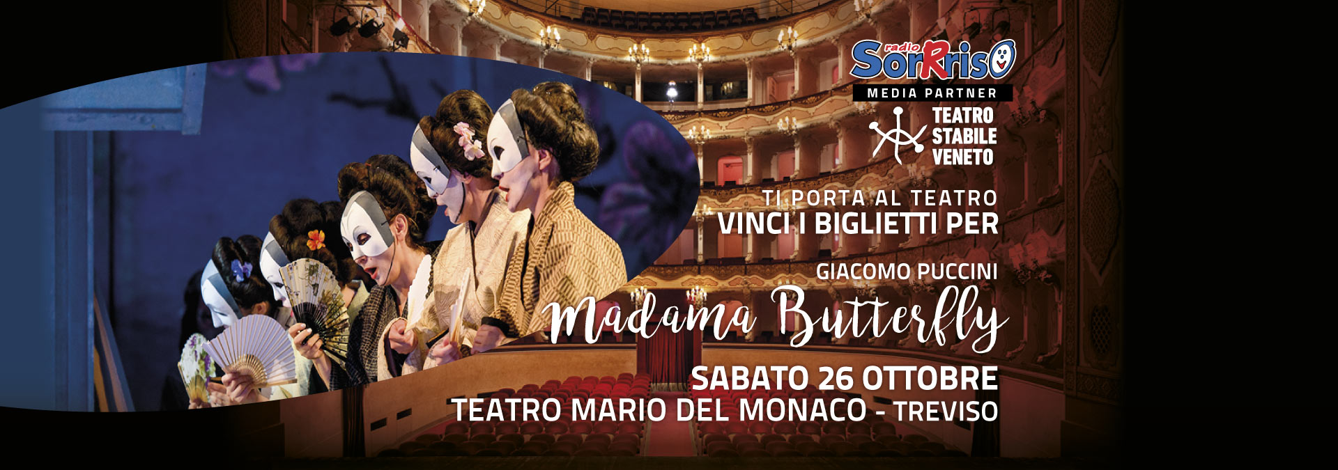 Madama Butterfly - Treviso